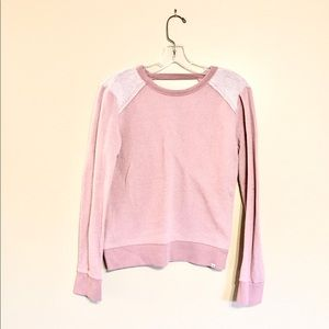 Dusty pink sweater  by Element